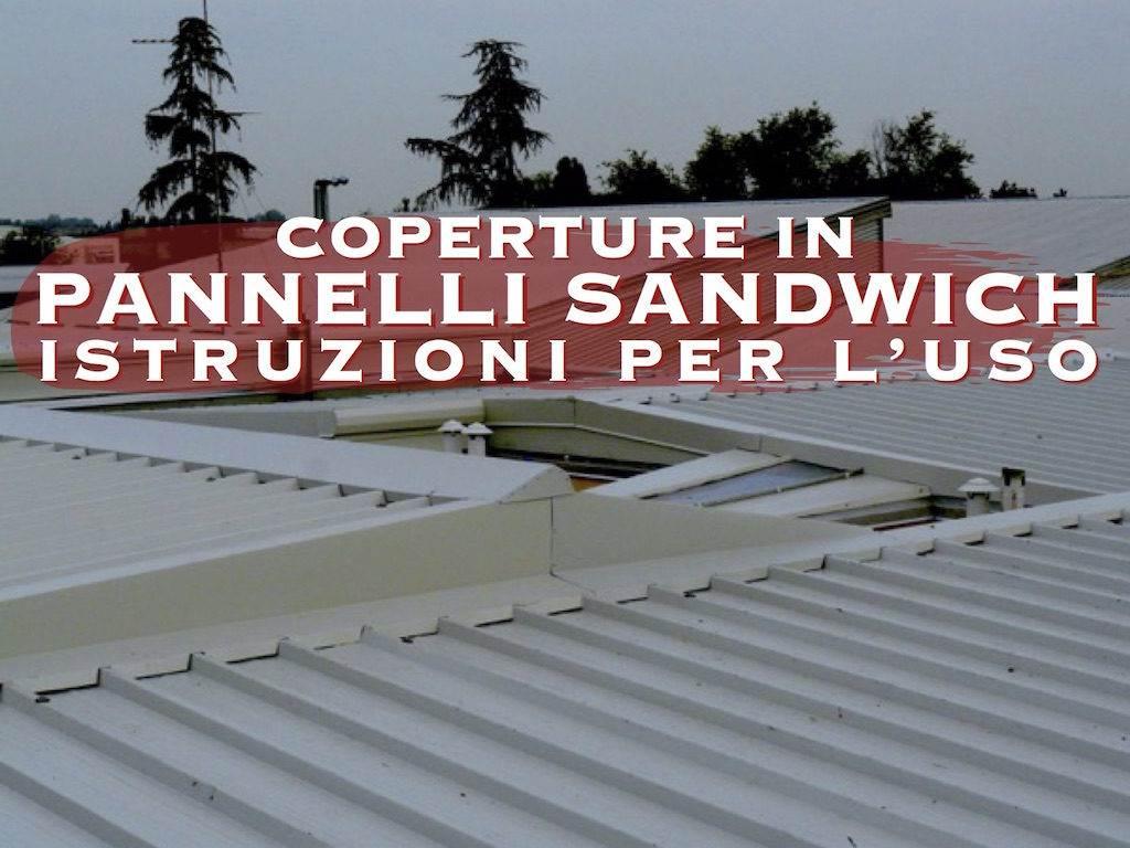 Coperture Industriali E I Pannelli Sandwich Gruppo Asap